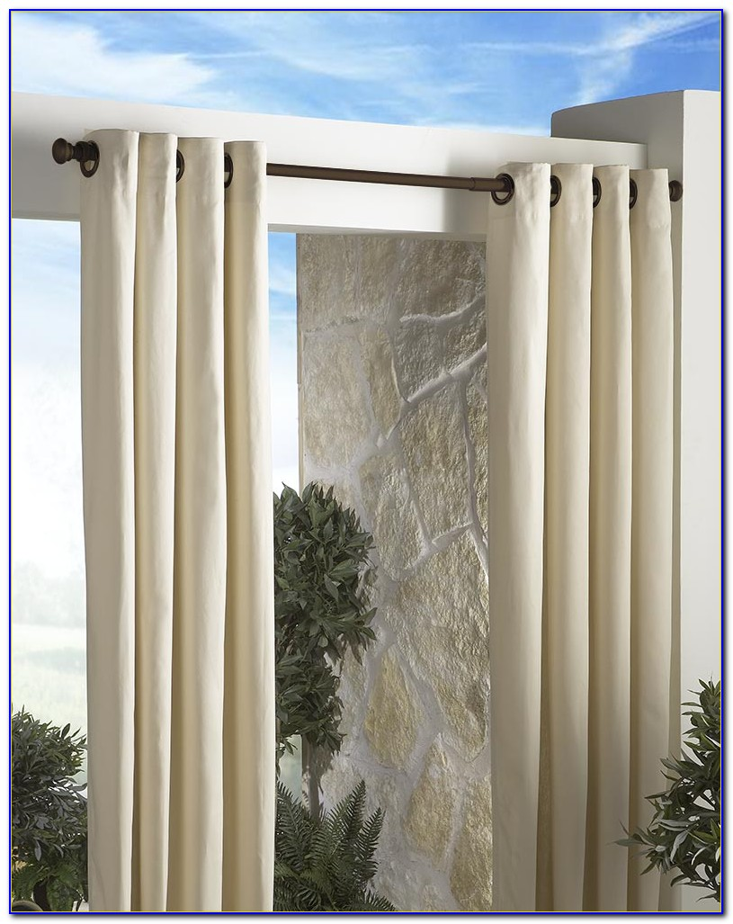 Ikea Curtain Rod Instructions