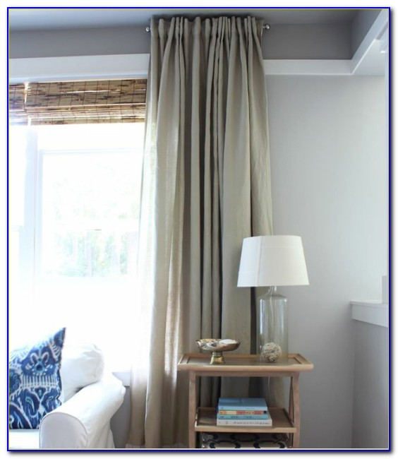 Ikea Panel Curtains How To Hang
