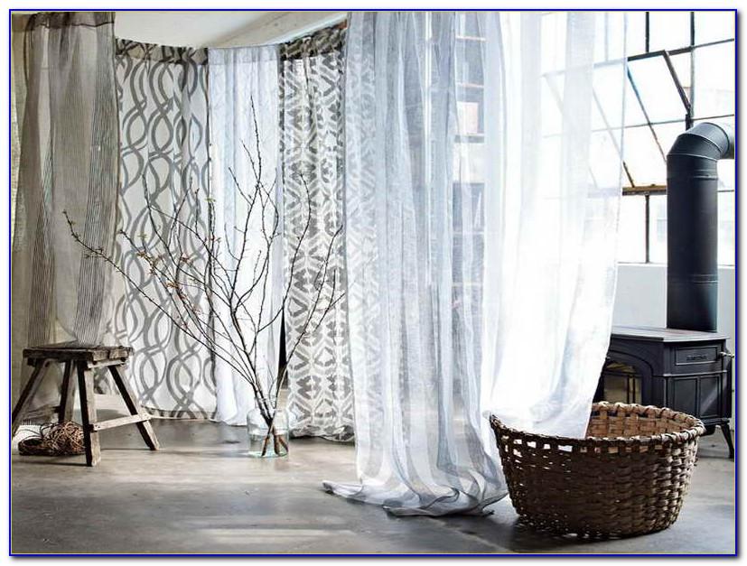 Ikea Panel Curtains Kvartal