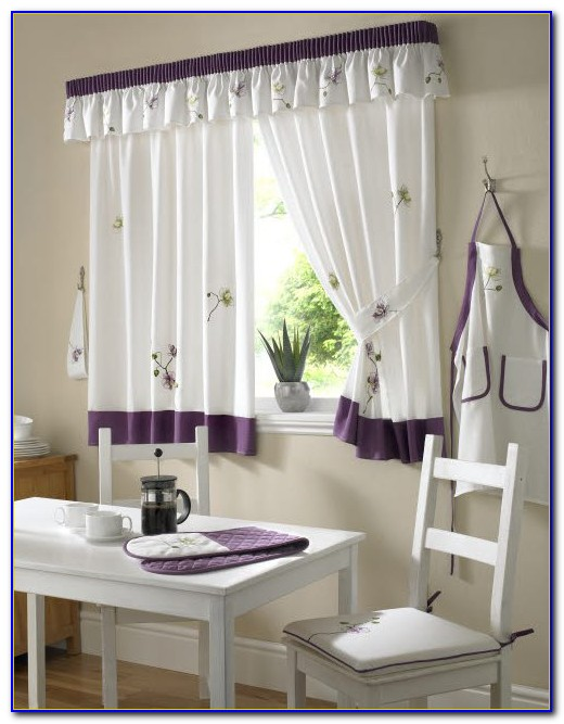 Kitchen Curtains And Valances Uk