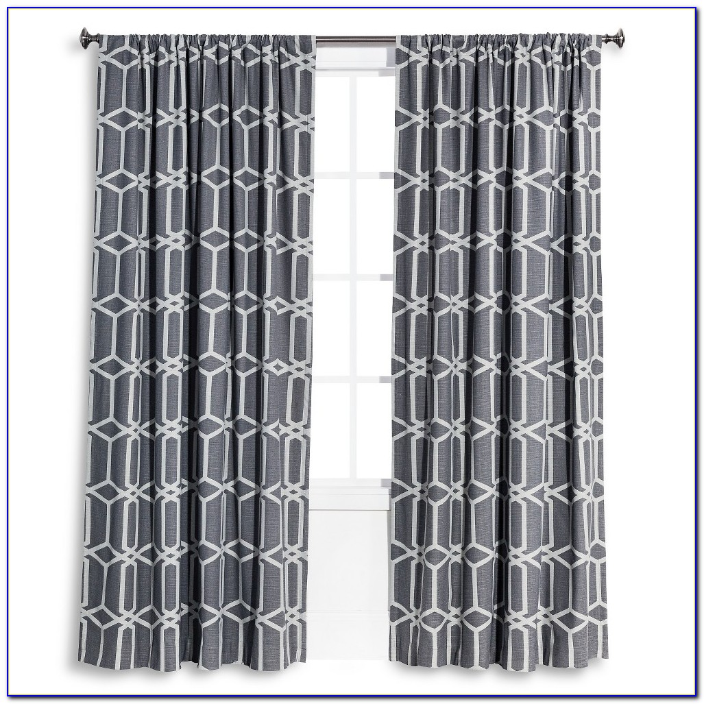 Light Blocking Curtains Short