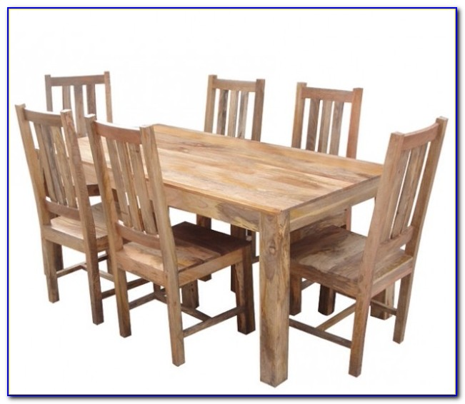 Mango Wood Furniture Care