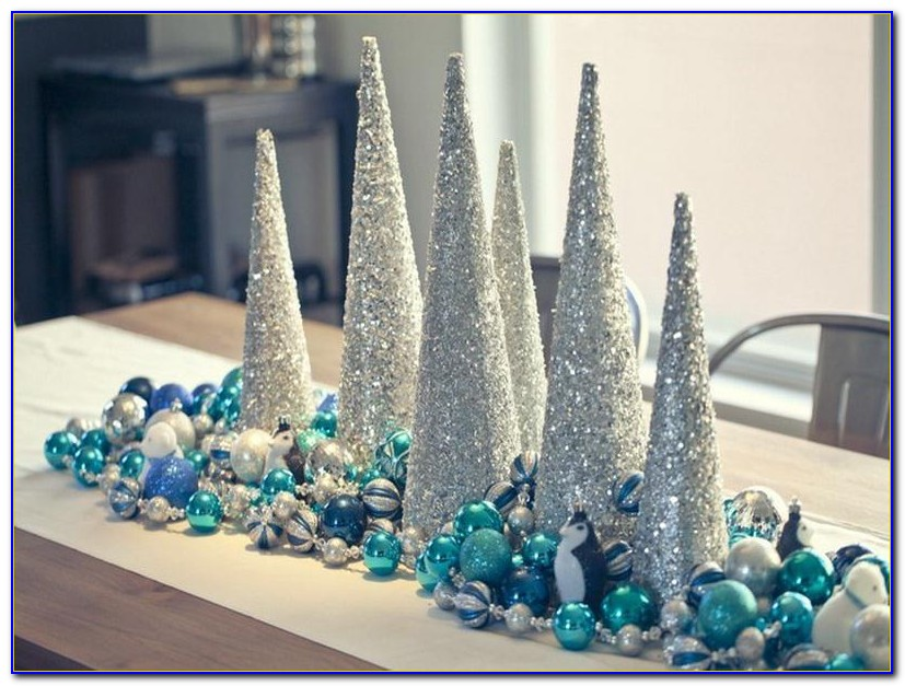 Martha Stewart Christmas Decorations For Table