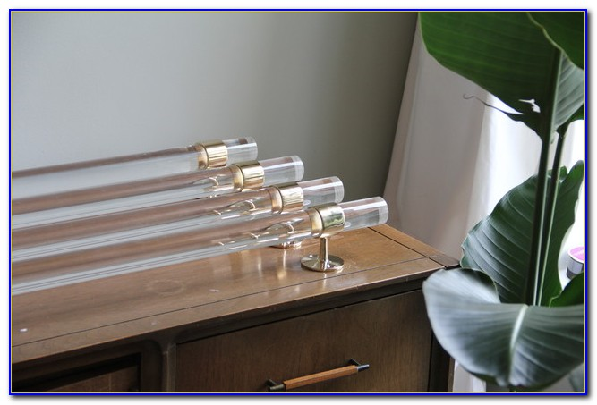 Modern Curtain Rods Houzz