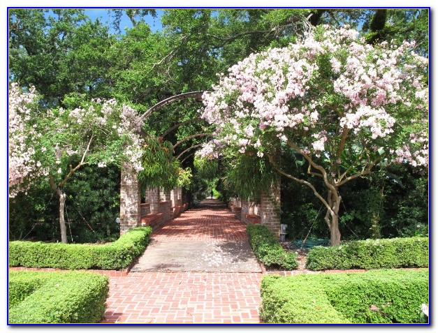 New Orleans Botanical Garden Admission