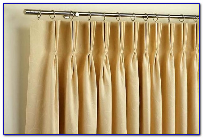 Pinch Pleat Curtains Amazon