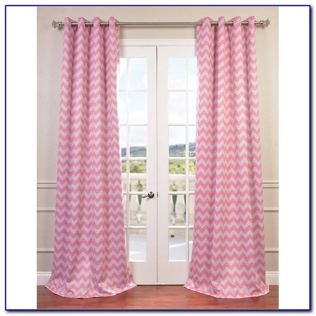 Pink Blackout Curtains Argos