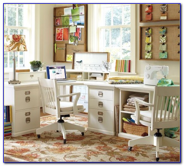 Pottery Barn Office Furniture Bedford