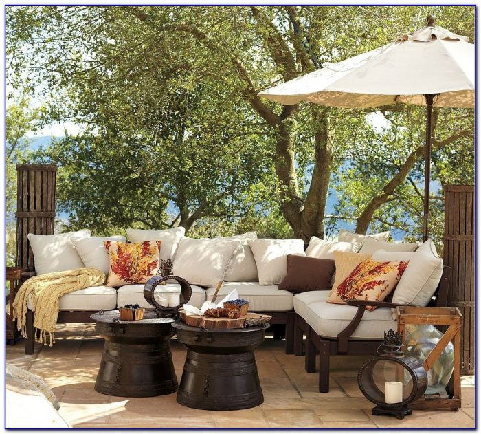 Pottery Barn Outdoor Furniture Care