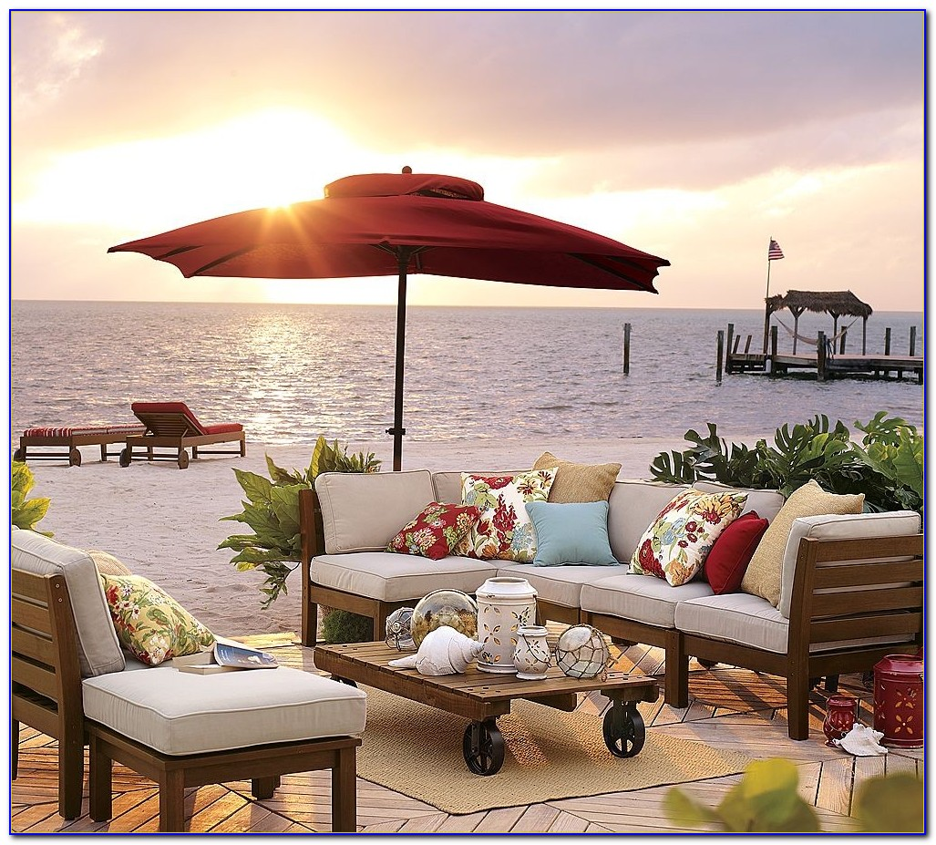 Pottery Barn Outdoor Furniture Stain