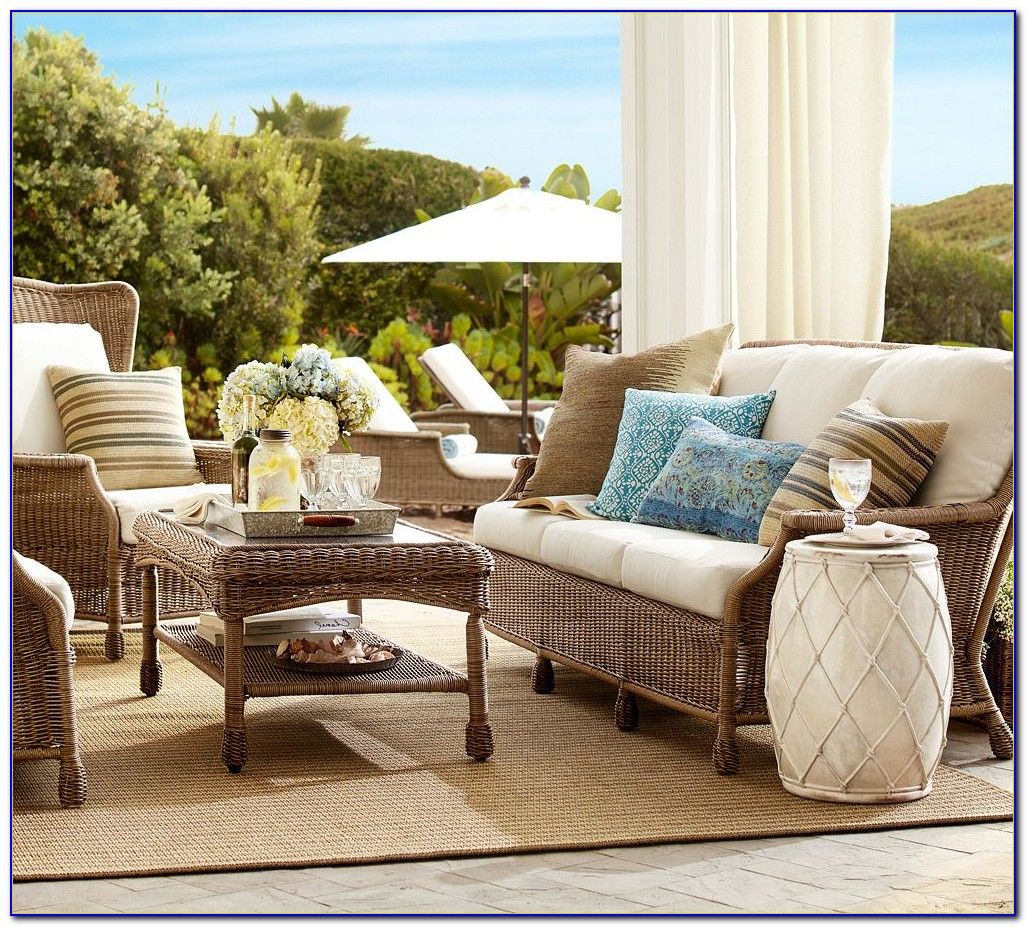 Pottery Barn Patio Furniture Covers
