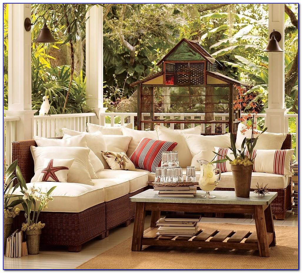 Pottery Barn Patio Furniture Cushions