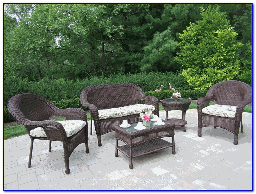 Resin Wicker Outdoor Furniture Big Lots