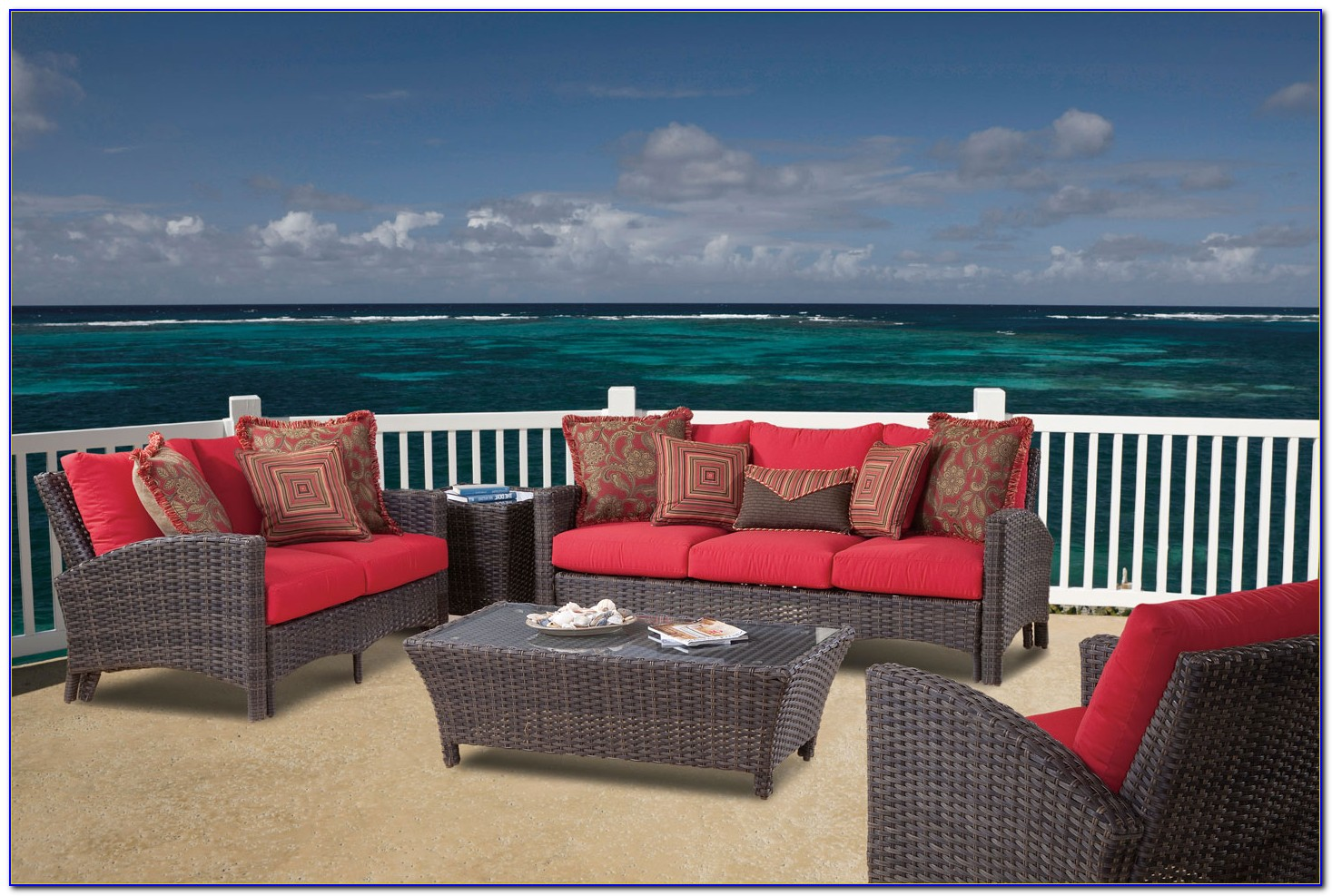 Resin Wicker Outdoor Furniture Canada