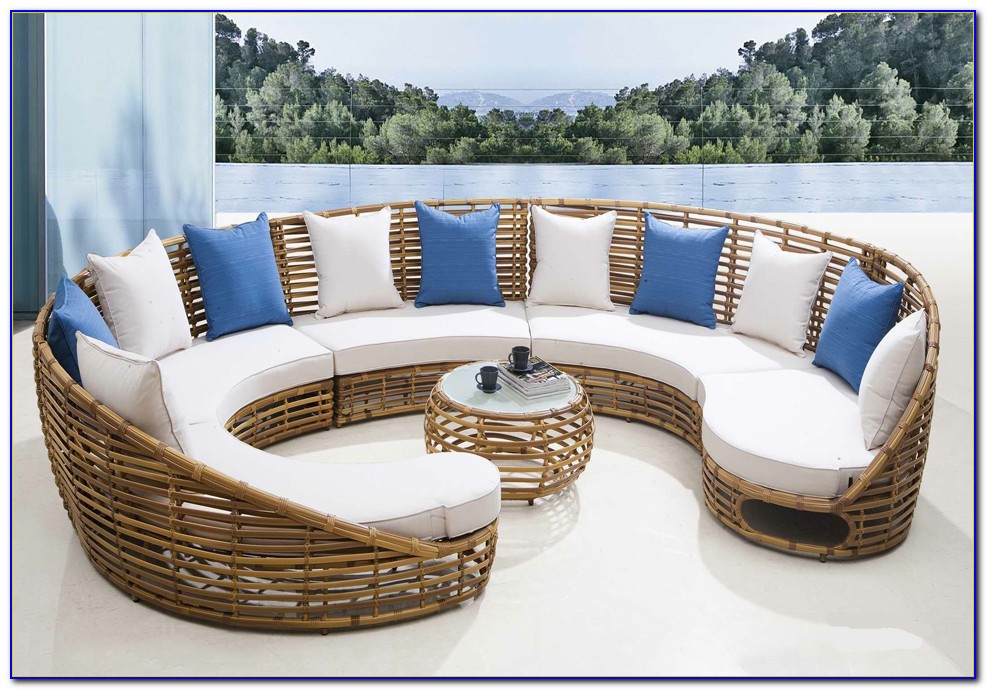 Resin Wicker Outdoor Furniture Care