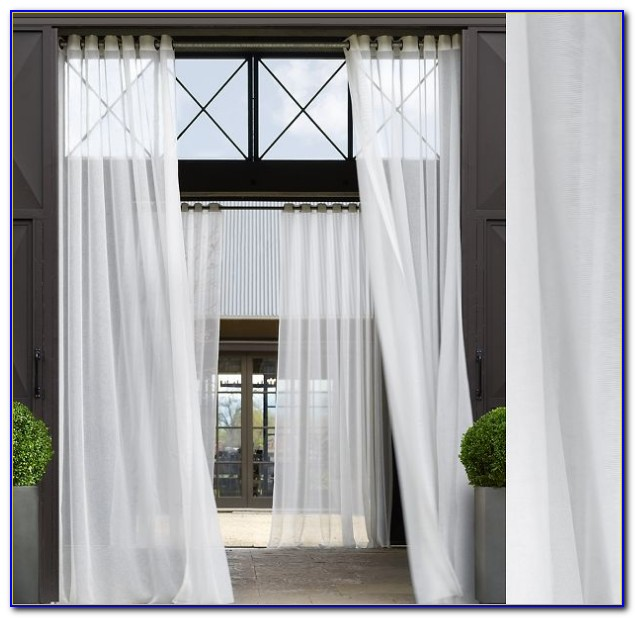 Restoration Hardware Curtains Houzz