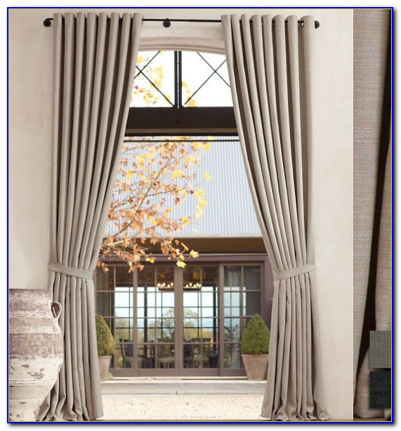 Restoration Hardware Curtains Sheers