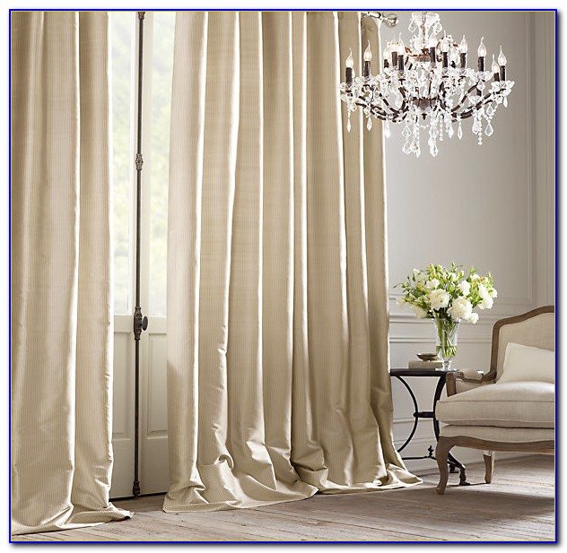 Restoration Hardware Curtains Velvet