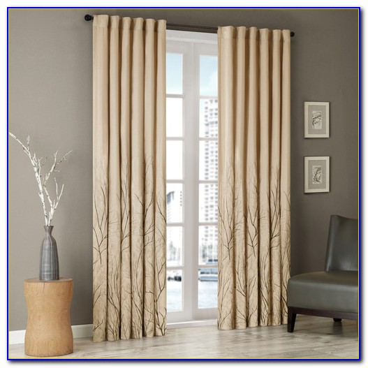 Rod Pocket Curtains With Rings