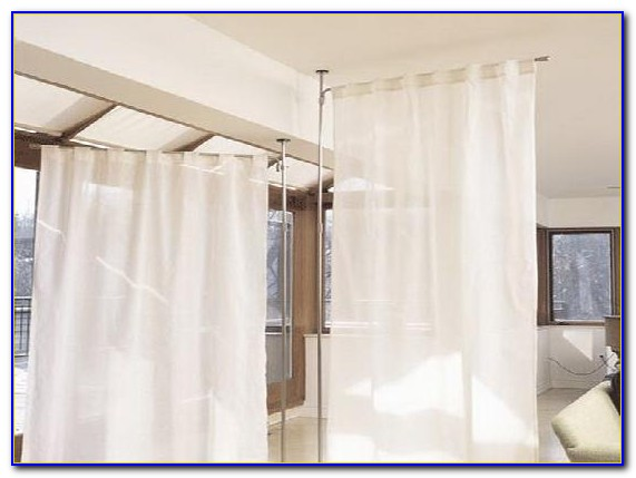 Room Divider Curtain Kit