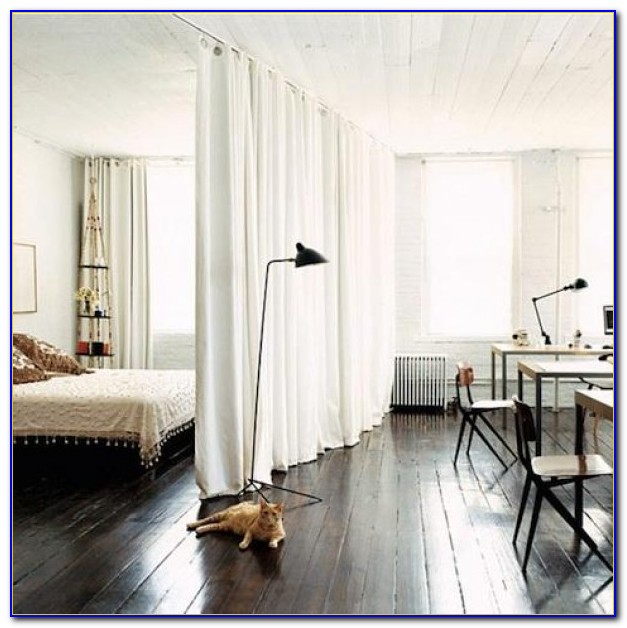 Room Divider Curtain Rod