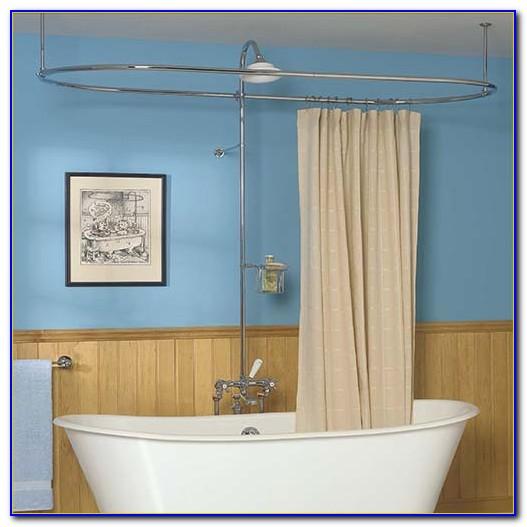 Round Shower Curtain Rod Canada