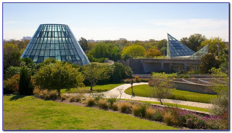 San Antonio Botanical Gardens Events