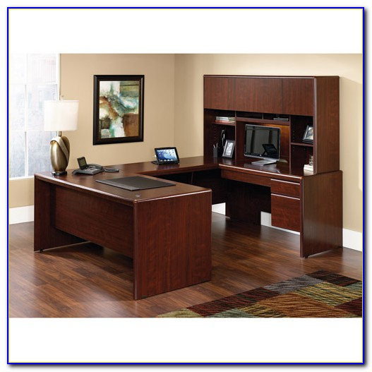 Sauder Office Furniture Via Collection