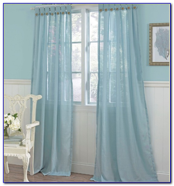 Semi Sheer Curtains 63