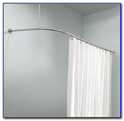 Shower Curtain Rods Tension