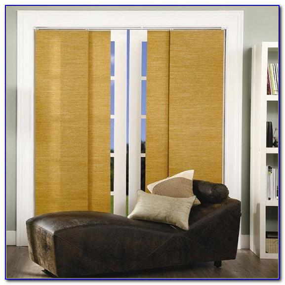 Sliding Door Curtains Blackout
