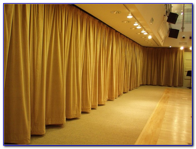Sound Dampening Curtains Three Types Of Uses