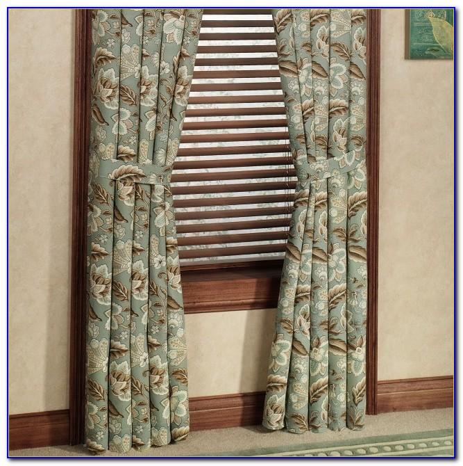 Standard Curtain Lengths Australia