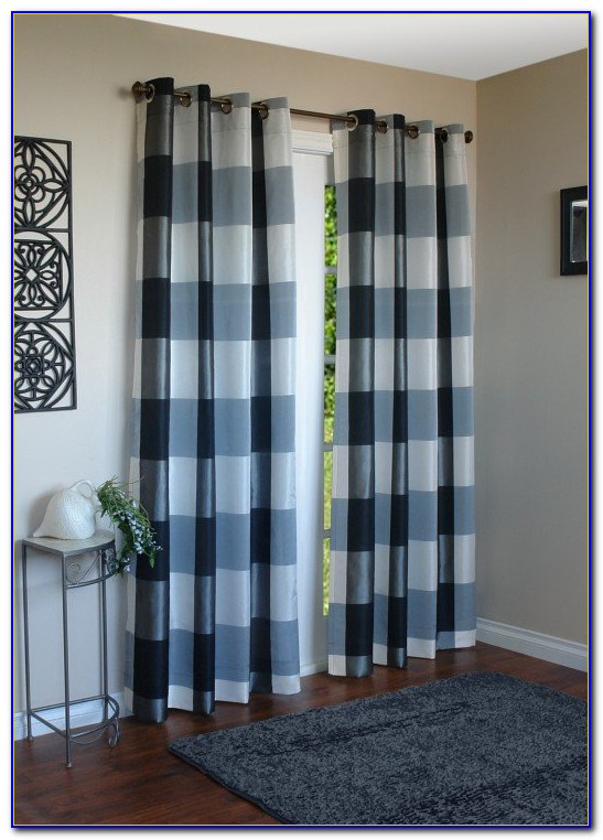 Standard Curtain Sizes For Windows