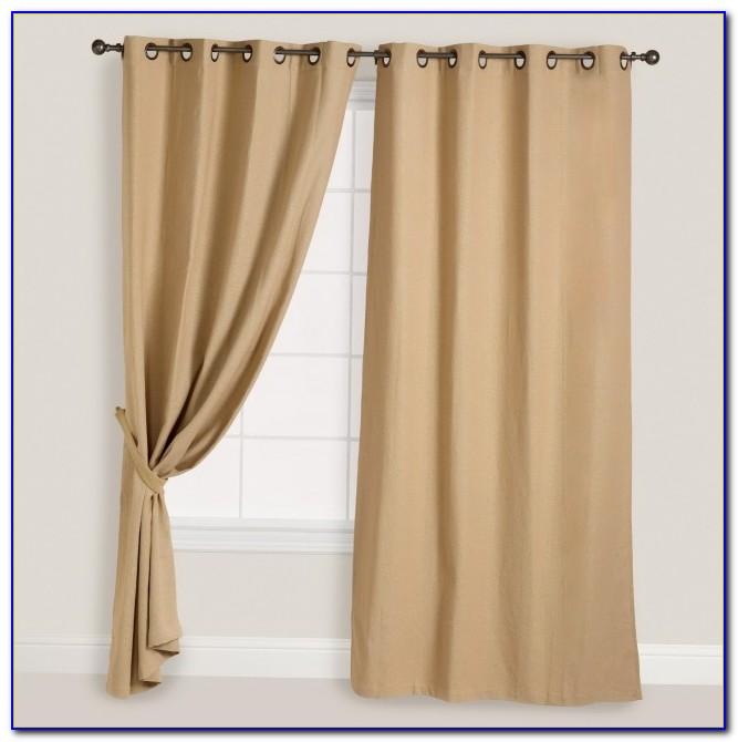 Standard Curtain Sizes Uk