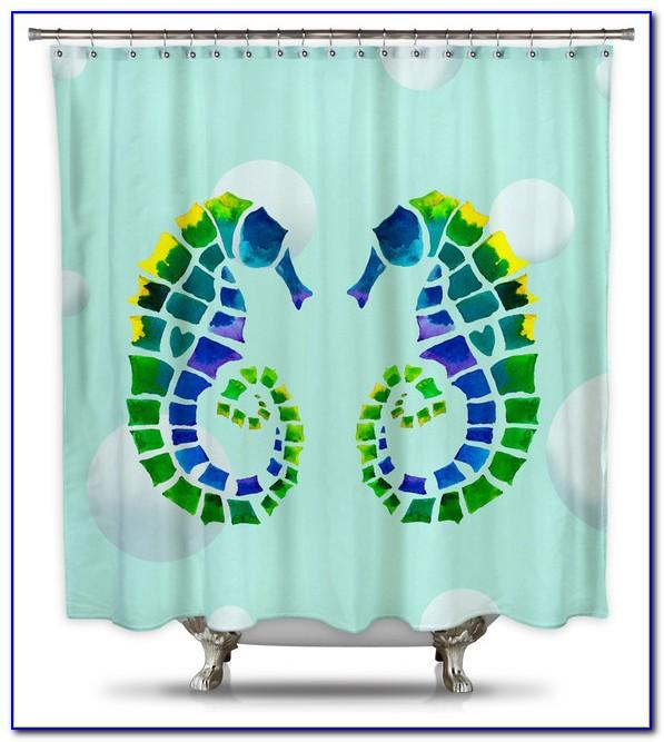 Standard Shower Curtain Size Length