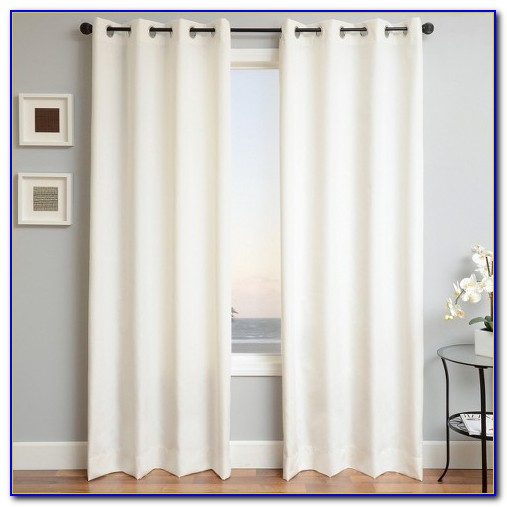 Sunbrella Outdoor Curtains With Grommets