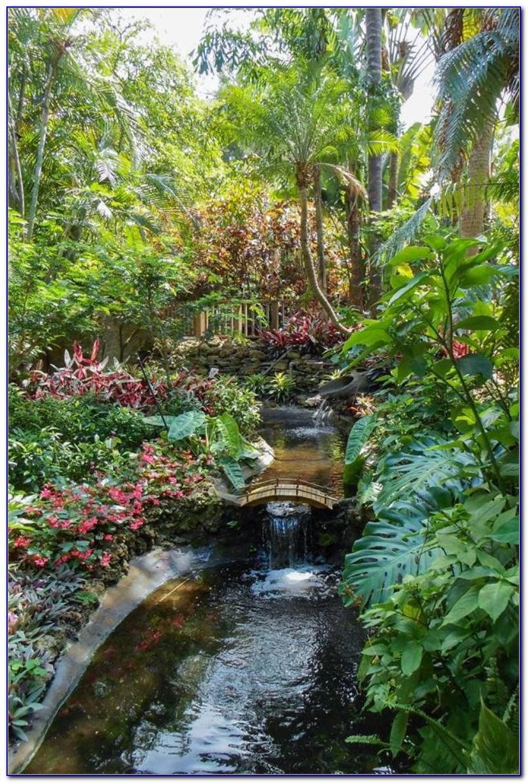 Sunken Gardens St Pete Beach