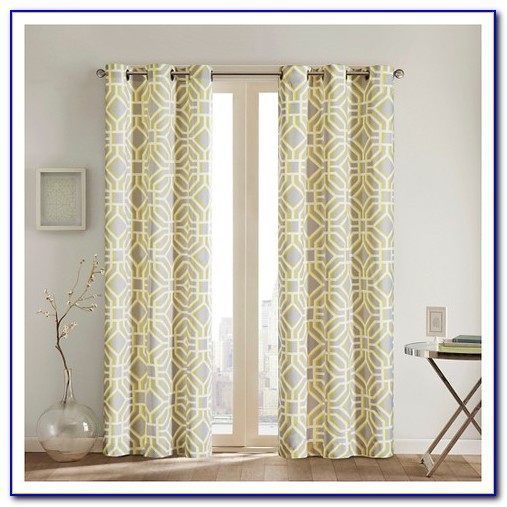 Target Ombre Window Curtains
