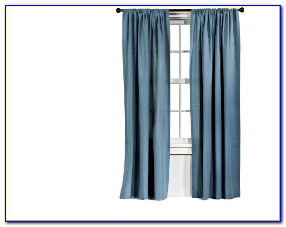 Target Window Curtains