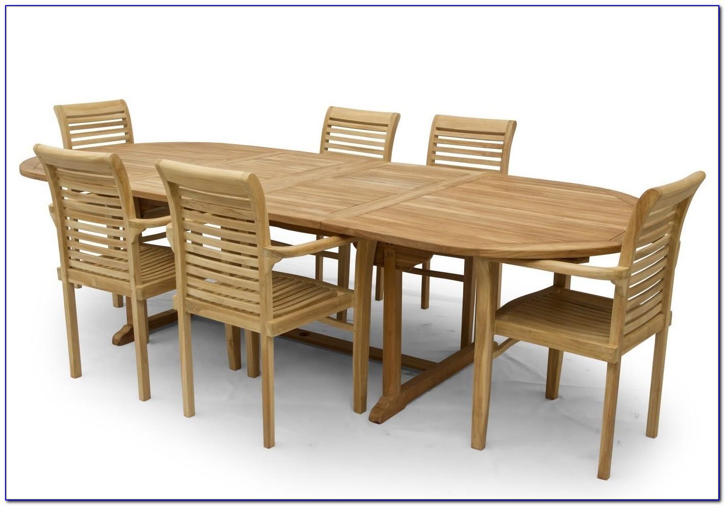 Teak Patio Furniture Care