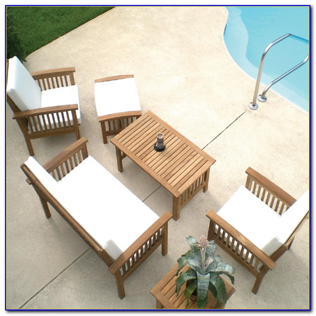 Teak Patio Furniture Orange County
