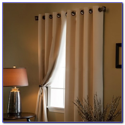 Thermal Blackout Curtains For Sliding Glass Doors