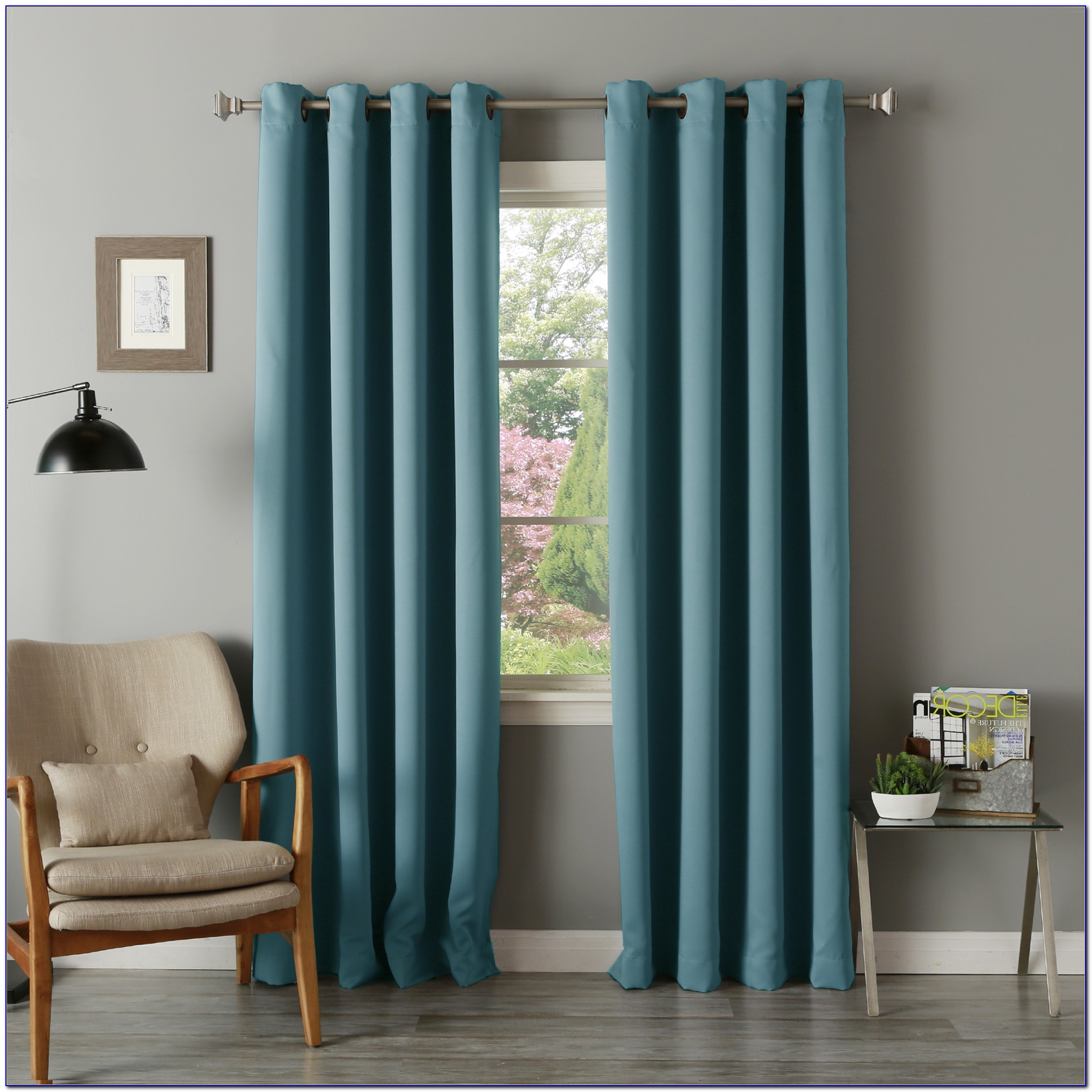 Thermal Blackout Curtains Target