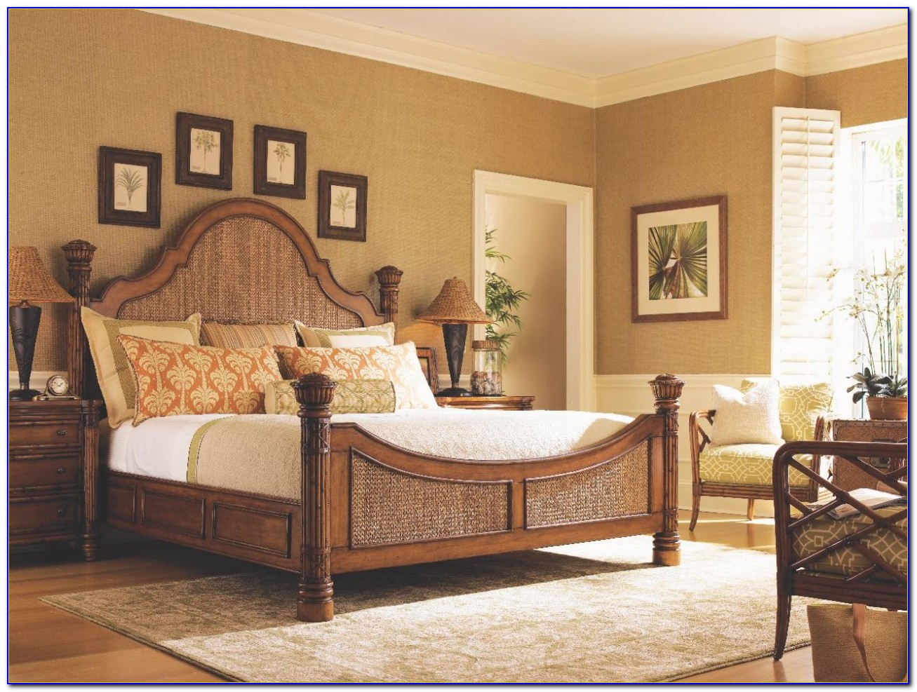 Tommy Bahama Bedroom Furniture Used