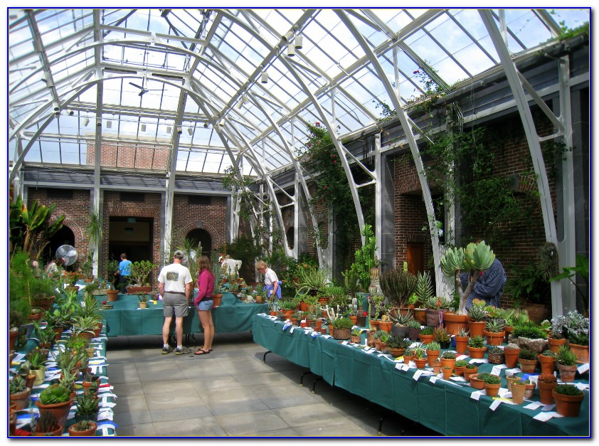 Tower Hill Botanic Garden Orangerie