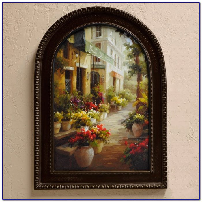 Tuscan Wall Decor For Kitchen