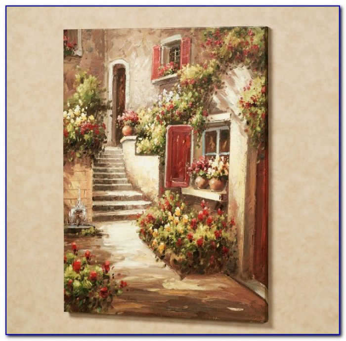 Tuscan Wall Decor Pinterest