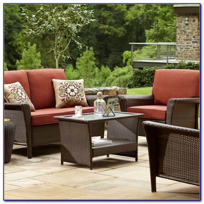 Ty Pennington Outdoor Furniture Cushions