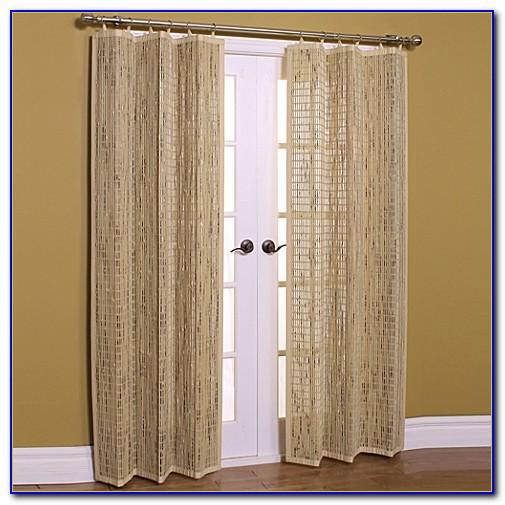 Versailles Bamboo Curtain Panels